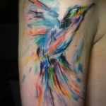 Fotos de Tatuajes de Aves – Bird Tattoos