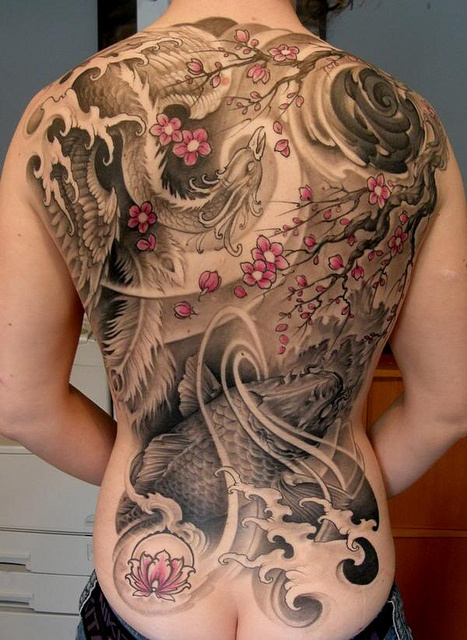 Tatuajes de Aves - Bird Tattoos 17